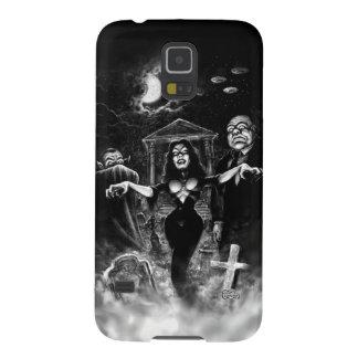 Vampira Plan 9 zombies Galaxy S5 Cover
