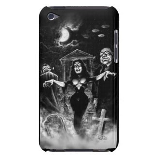 Vampira Plan 9 zombies iPod Touch Cover