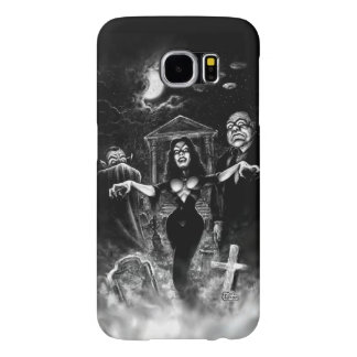Vampira Plan 9 zombies Samsung Galaxy S6 Case