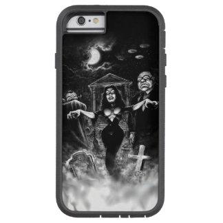 Vampira Plan 9 zombies Tough Xtreme iPhone 6 Case