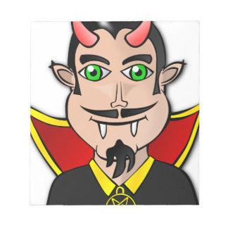 Vampire #2 notepad