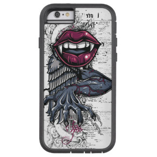 Vampire Abstract Art Tough Xtreme iPhone 6 Case