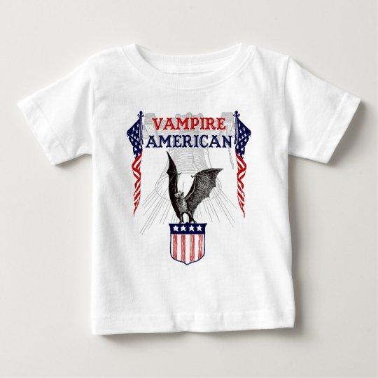 Vampire American Baby T-Shirt