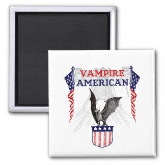 Vampire American Refrigerator Magnet
