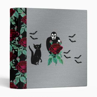 Vampire and Cat Binder
