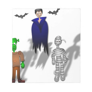 Vampire And Co. Notepad