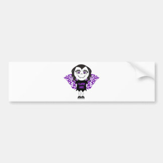 Vampire Angel Bumper Sticker