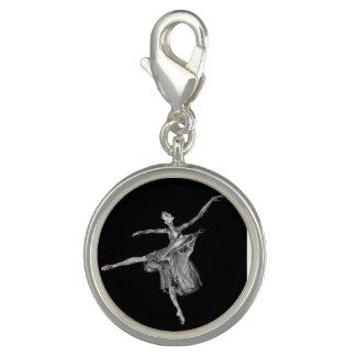 Vampire Ballerina Photo Charms