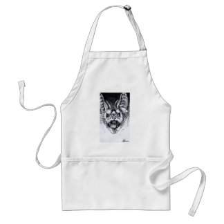 Vampire Bat Adult Apron
