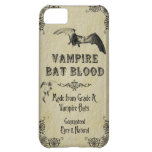 Vampire Bat Blood iPhone 5 Barely There Case iPhone 5C Cover