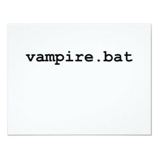 Vampire.bat Card