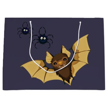 Halloween Themed Vampire Bat Halloween Gift Bag