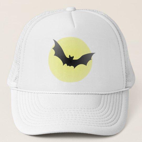 Vampire Bat Halloween Trucker Hat
