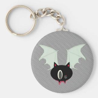 Vampire Bat Keychain
