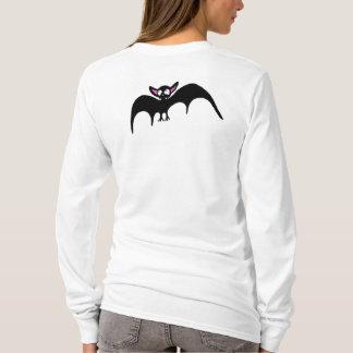 Vampire Bat ladies top
