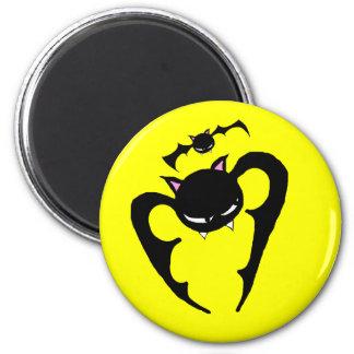 Vampire Bat Magnet