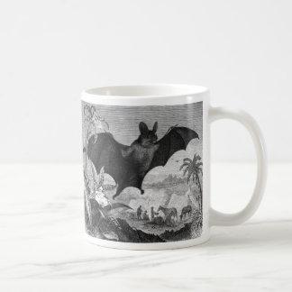 Vampire Bat Classic White Coffee Mug