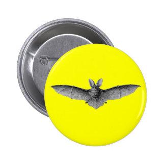 Vampire ? Bat ? Pinback Button