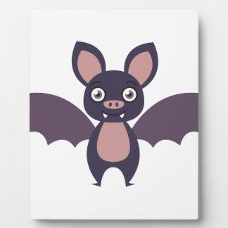 Vampire Bat Plaque