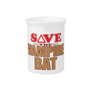 Vampire Bat Save Pitcher