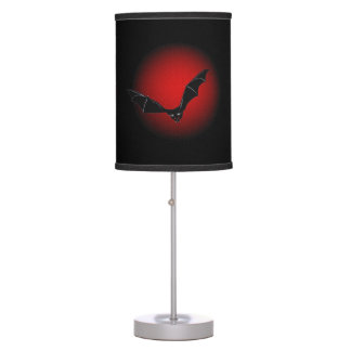Vampire Bat Table Lamp