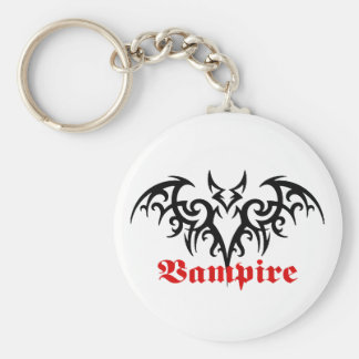 Vampire Bat tribal keychain
