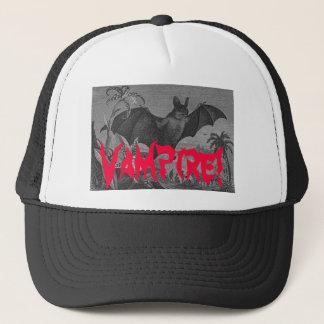 Vampire Bat Trucker Hat