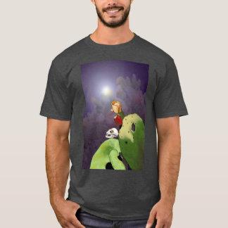 Vampire Bat with Cactus T-Shirt