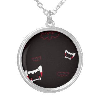 vampire bats jewelry necklace