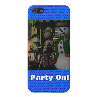 Vampire Beach Party! iPhone SE/5/5s Case