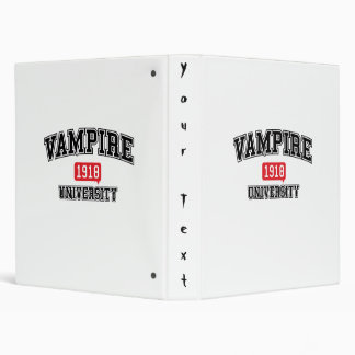 Vampire Binder