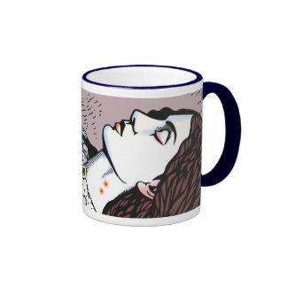 Vampire Bite Coffee Mug