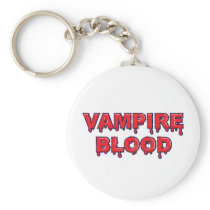 Vampire Blood Keychain