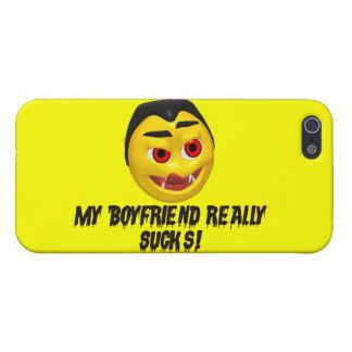 Vampire Boyfriend Sucks iPhone SE/5/5s Case
