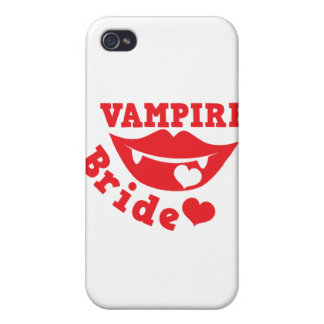 vampire bride iPhone 4/4S cover