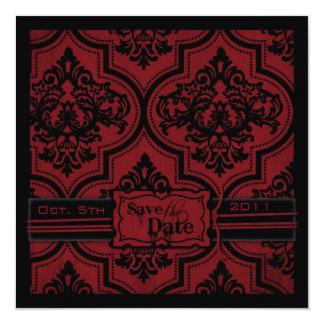 Vampire Bride SD Square Card
