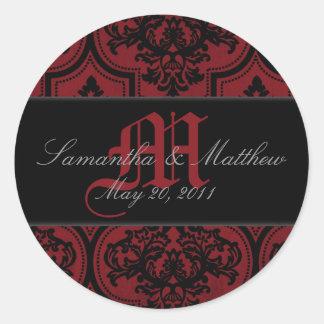 Vampire Bride SD Sticker 2
