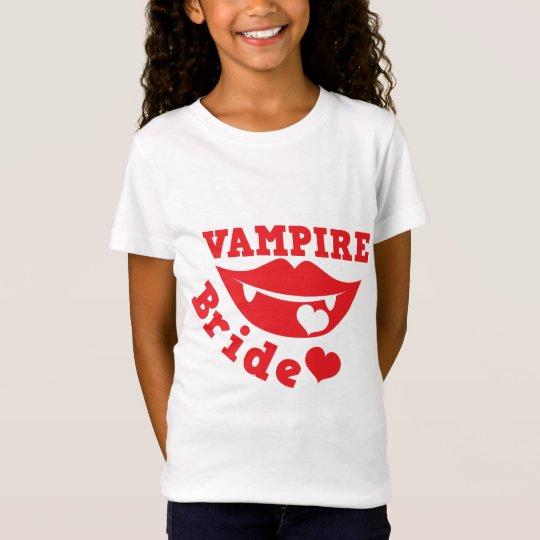 vampire bride T-Shirt
