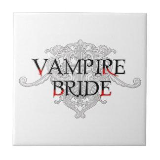 Vampire Bride Tile