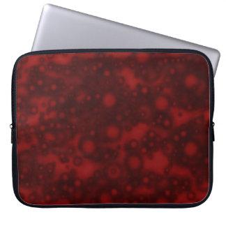 Vampire Bubbles Laptop Computer Sleeve