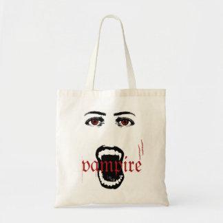 Vampire Budget Tote Bag
