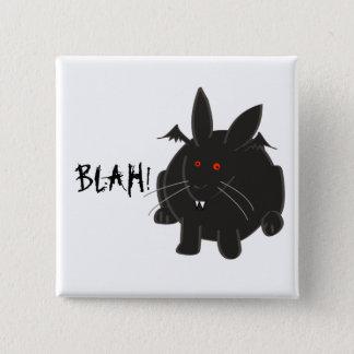Vampire Bunneh Pinback Button