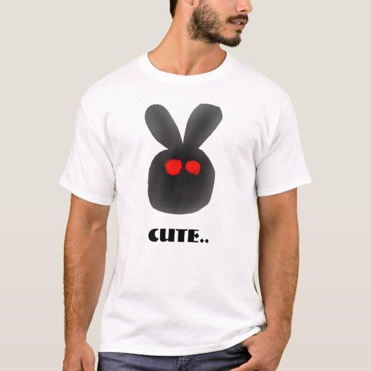 Vampire Bunny Cute and scary T-Shirt