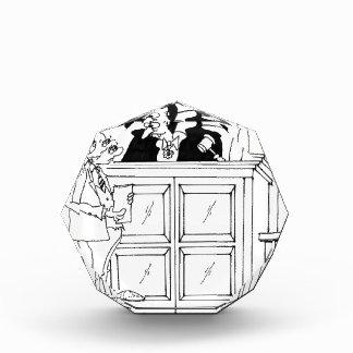 Vampire Cartoon 5319 Acrylic Award