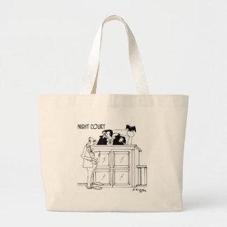 Vampire Cartoon 5319 Large Tote Bag