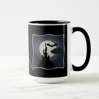 Vampire Castle Mug