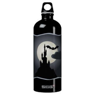 Vampire Castle Water Bottle
