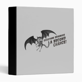 Vampire Cat Everyone Deserves a Second Chance Binders