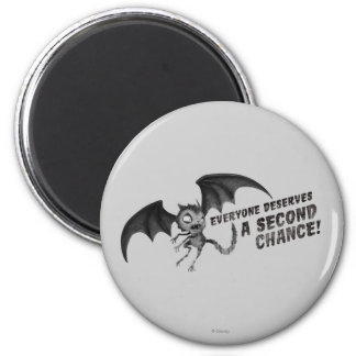 Vampire Cat: Everyone Deserves a Second Chance Magnet