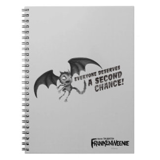 Vampire Cat: Everyone Deserves a Second Chance Notebook